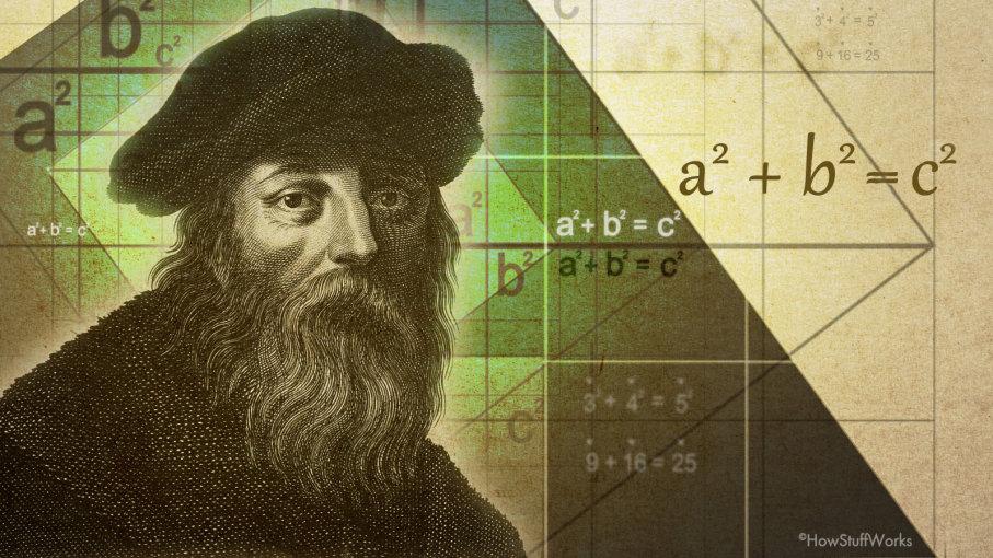 Nhà thần học Pythagoras